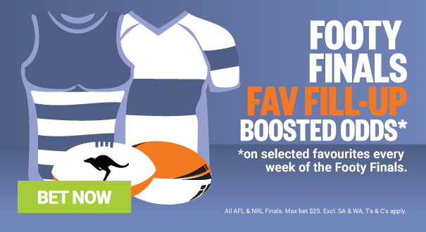 AFL + NRL fav Fill-up